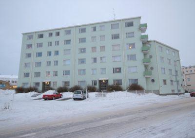 Kerrostalo, 2h+k 51 m², Keskuspuistokatu 4, Kemi