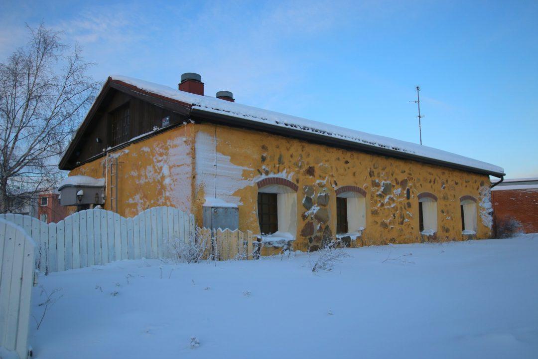 4h+k 191m², Thurevikinkatu 6, Tornio