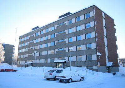 Kt, 3h+k 79 m², Kulleronkatu 1, Tornio