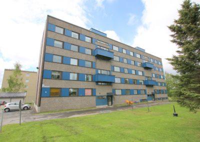 Kt, 2h+k 61,7 m², Leinikinkatu 1, Tornio