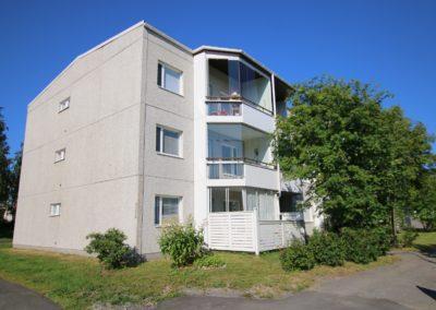Kt, 3h+k+s 77,5 m², Keskikatu 50, Tornio