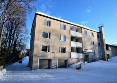 Kt, 2h + kk, 53,0 m², Vapaudenkatu 11, Tornio