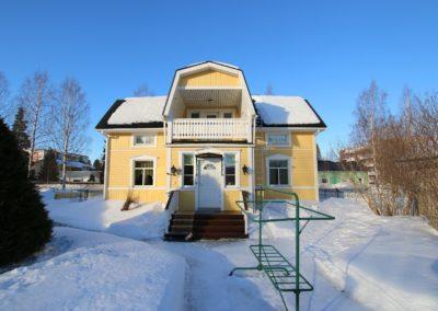 Okt, 5h+k+s+khh 155/160m², Saarenpäänkatu 9, Tornio