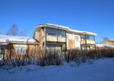 Luhtitalo, 2h+k+s 57,5 m², Salonurmenkatu 2, Tornio