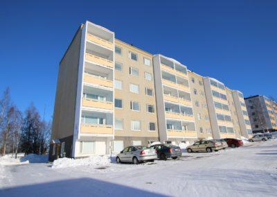 Kt, 2h+k 59,5 m², Juhannuskatu 2, Tornio
