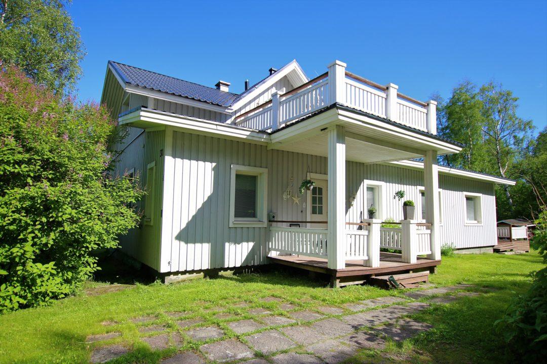 Okt, 5mh+oh+k+khh+s+2xwc+kuisti+tekn, 162 m², Kemintie 31, Tornio