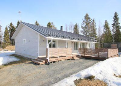 Okt, 4mh+k+s+khh 139/158 m², Valtatie 340, Tornio