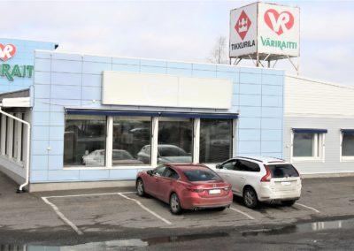 Liiketila, 320 m², Torpinkatu 3, Tornio