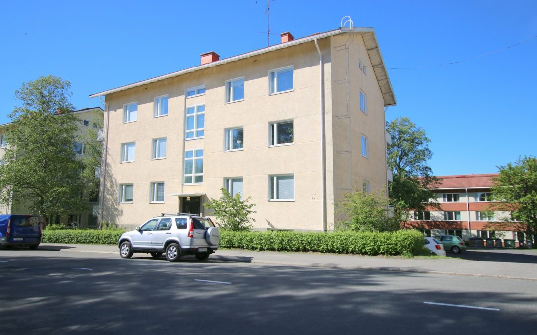 Kt, 4h+k 84,5 m², Seminaarinkatu 10, Tornio