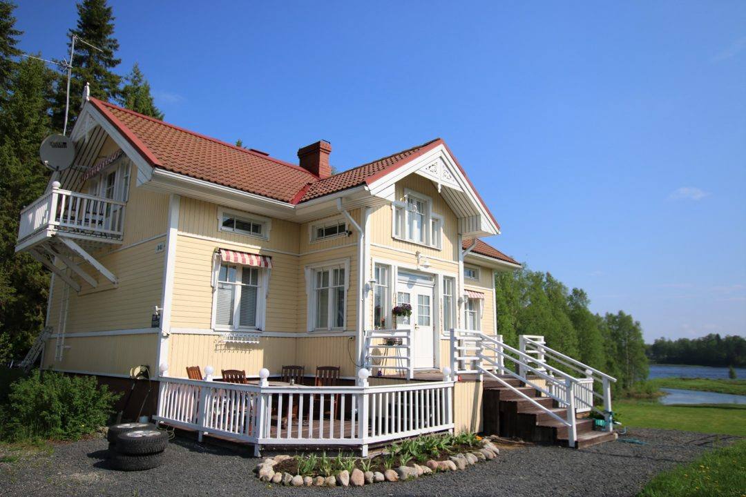 Okt, 6h + k + khh + kph + s, 240 m²/280 m², Kourilehdontie 341, Tornio