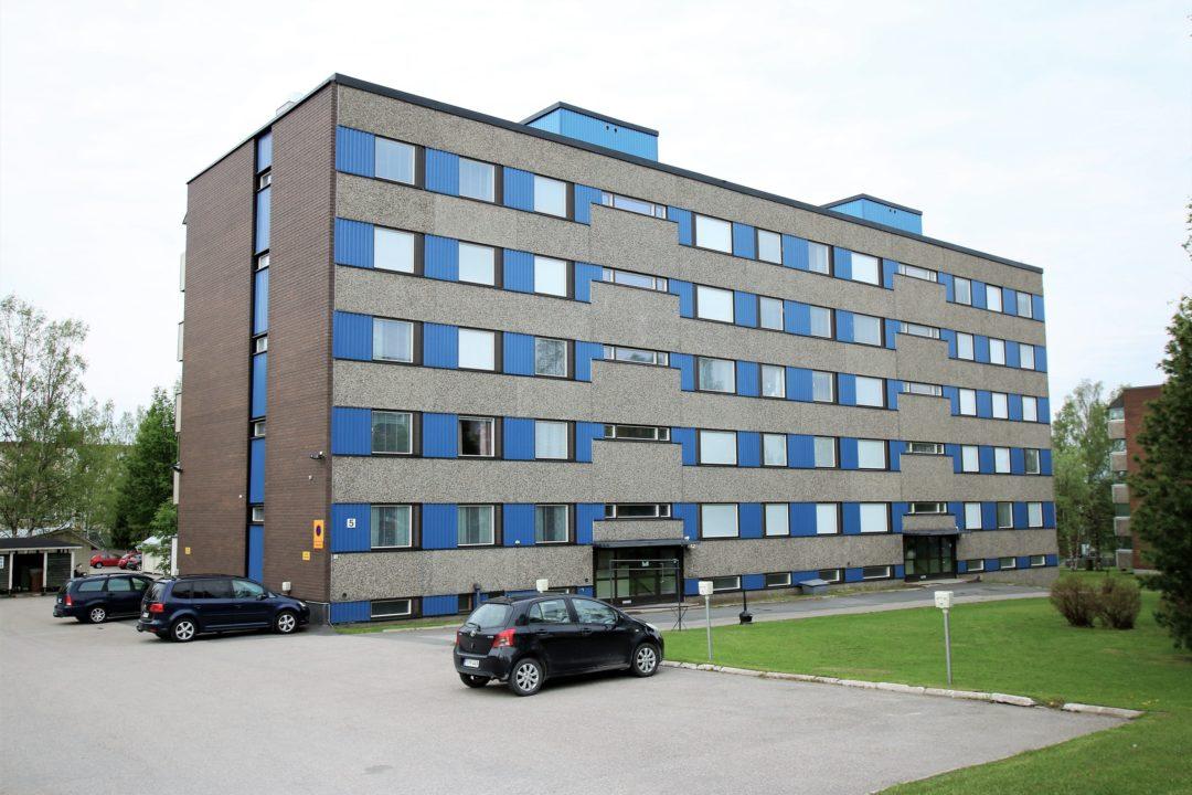 Kt, 1h+kk+kph, 36,5 m², Kulleronkatu 5, Tornio
