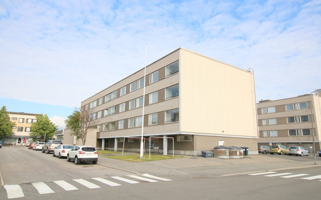 Kt, 3h+k 77m², Rauhankatu 9, Tornio
