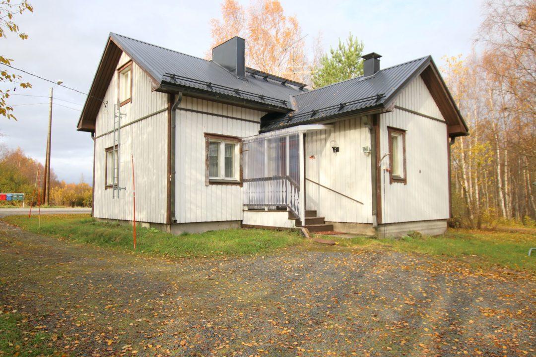 Okt, 4h+k+s+2xvh 70 m², Laivaniementie 875, Tornio