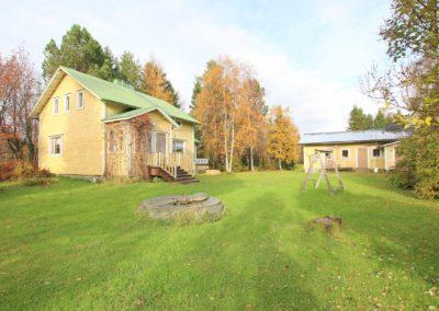 Okt, 2mh+oh+k+s 80/89 m², Vanha kylätie 89, Tornio