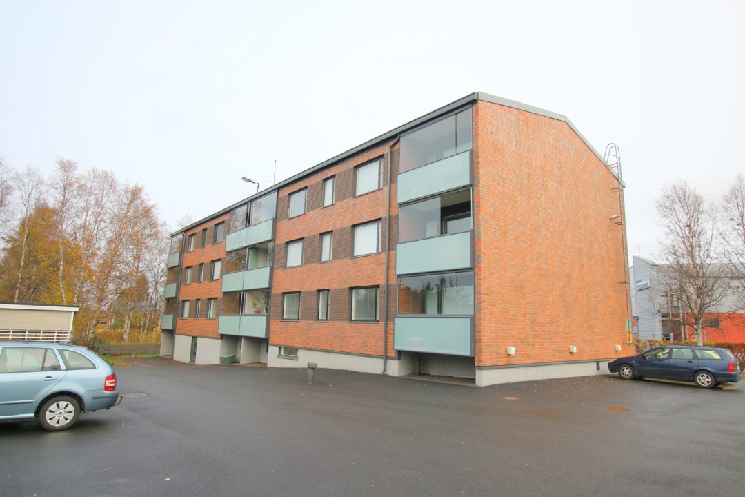 Kt, 3h+k 80,5 m², Viidankatu 21, Tornio