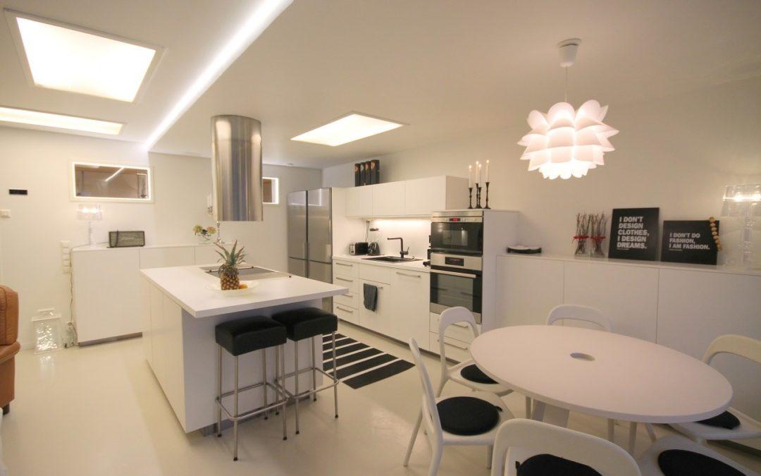 Kt, 5h+k+s, 125 m², Kivirannantie 6-8, Tornio