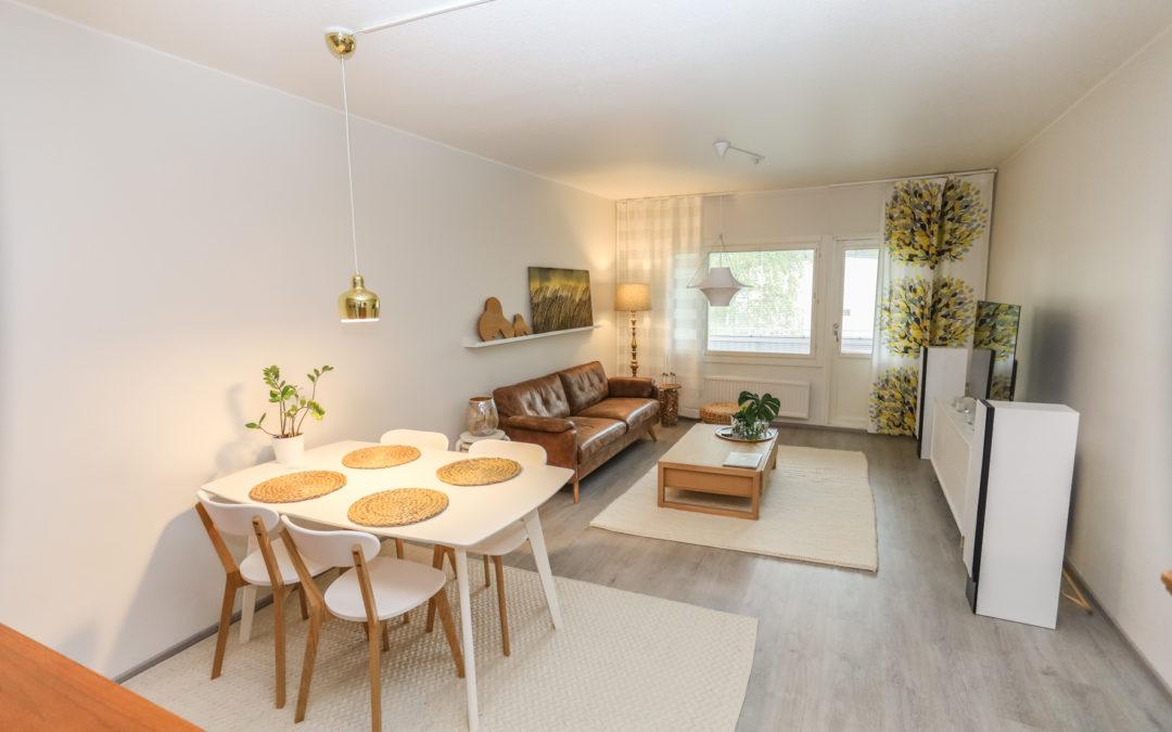 Kt, 2h+k+ph, 64 m² Väylätie 15, Keminmaa
