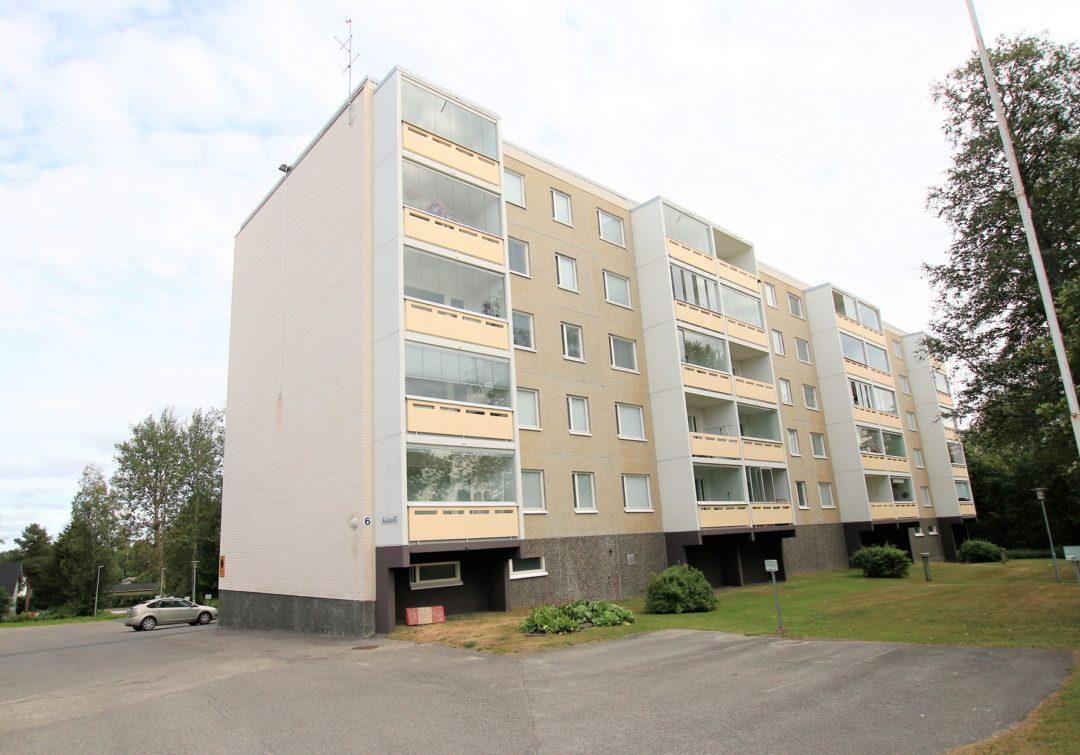 Kt, 2h+k+kph, 59,5 m², Juhannuskatu 6, Tornio