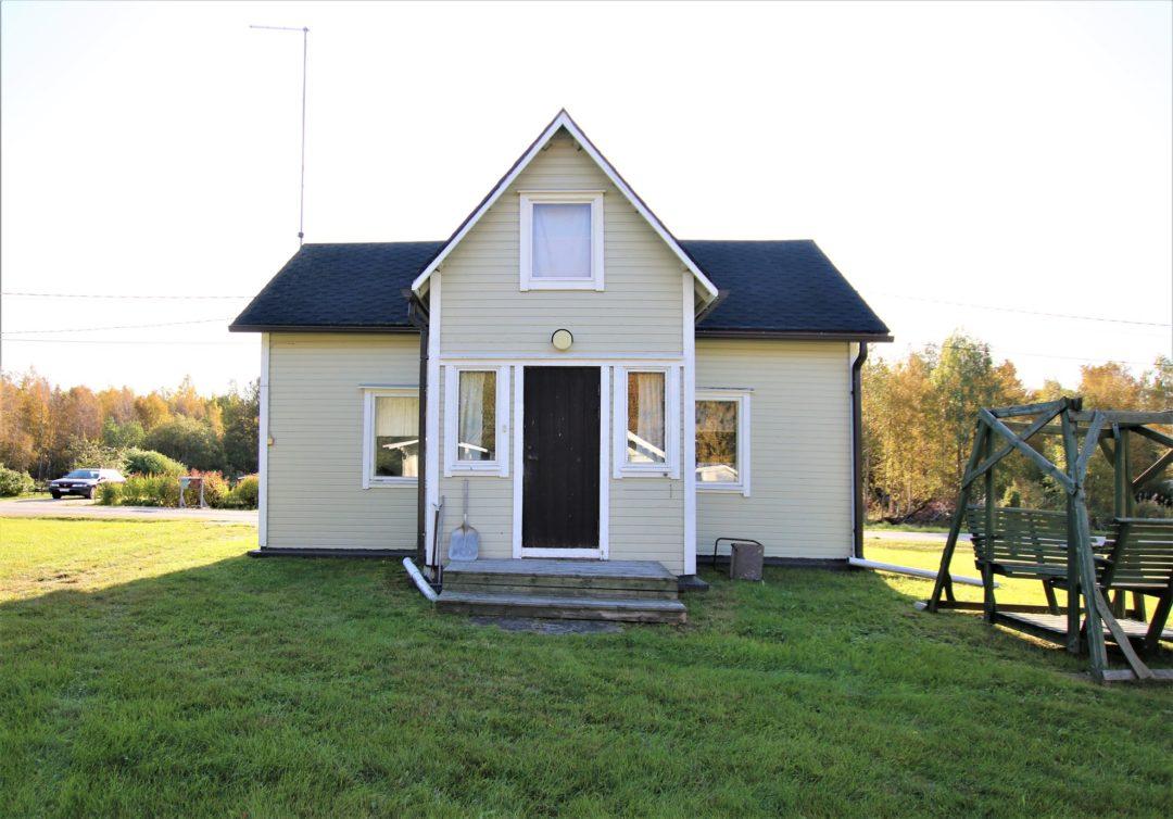 Okt, oh+wc+k+pihasauna+var, 42 m², Puuluodonkatu 11, Tornio