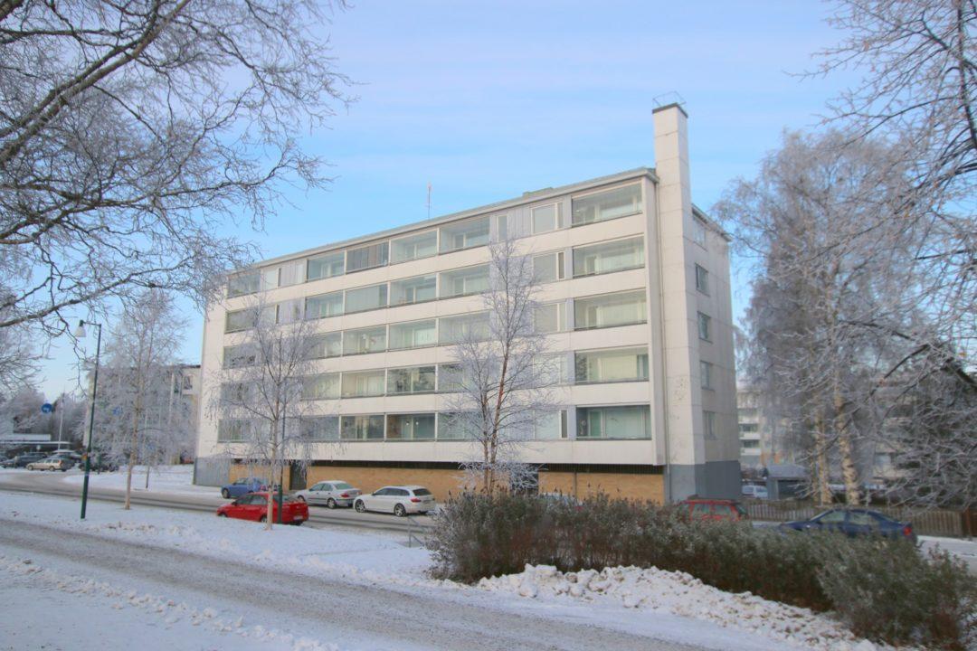 Kt, 4h+k 87 m², Puutarhakatu 7, Tornio