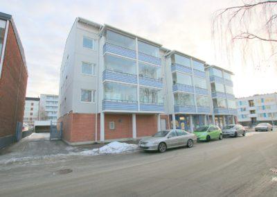 Kt, 2h+k+s 58,5 m², Pohjoisrantakatu 20, Kemi