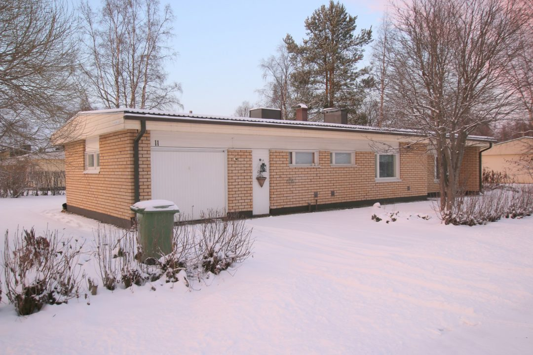 Okt, 3mh + oh + k + s 111/165 m², Kirkkoputaantie 11, Tornio