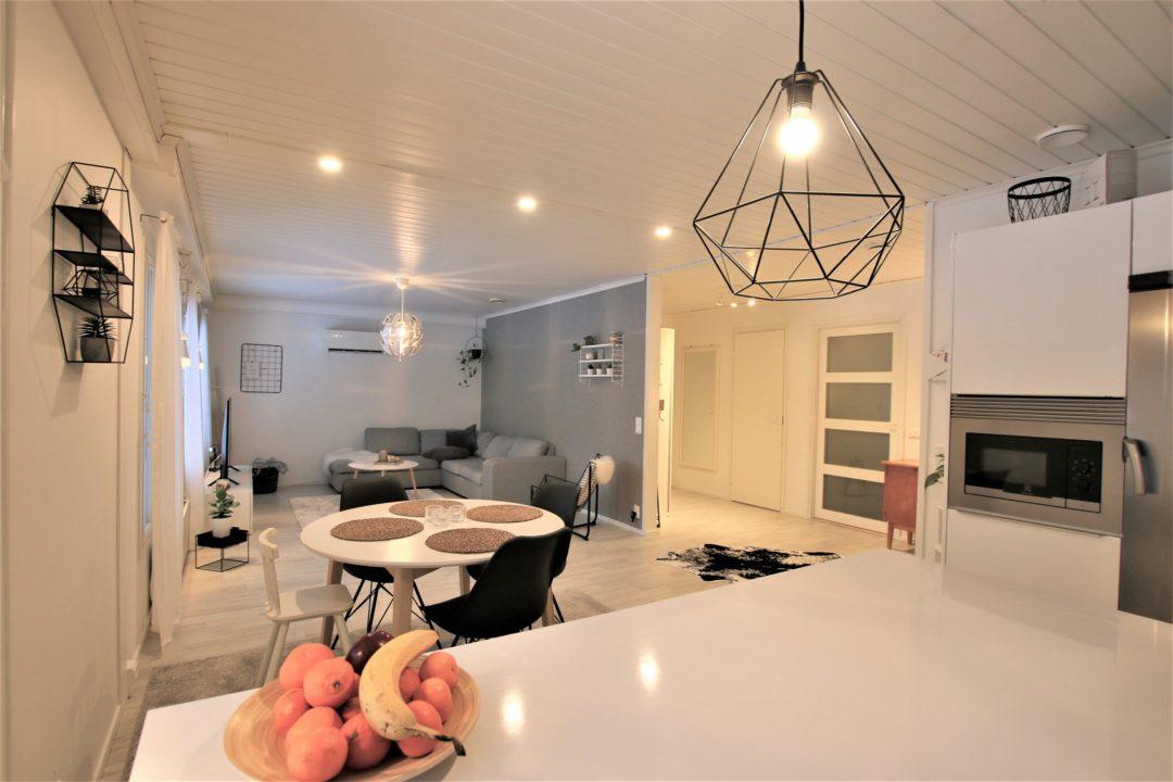 Okt, 3mh+tupak+kph+s+at+var, 102 m², Santalankuja 5, Tornio