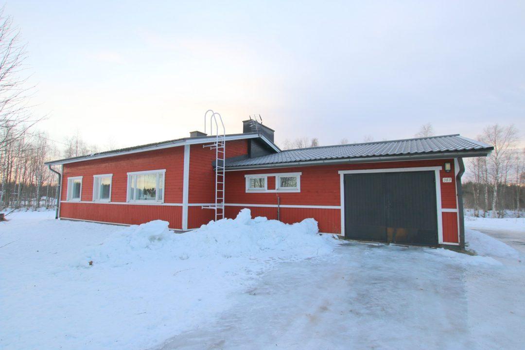 Okt, 2mh+k+oh+s+at, 85 m2, Aapajoentie 363, Tornio