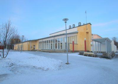 Liikekiinteistö, 844 m², Koulukatu 17, 94100 Kemi