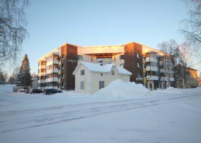 Kt, 2h+tupak+s, 47m², Saarenpäänkatu 12, Tornio