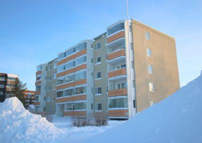 Kt, 4h+k+s 98,5 m², Lemmikinkatu 2, Tornio