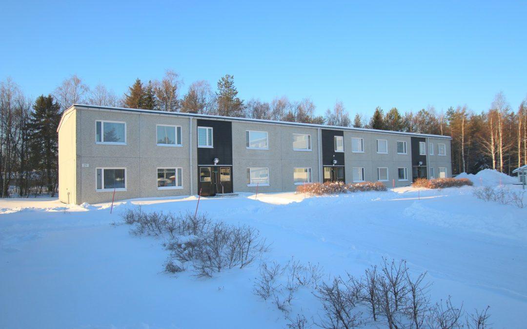 Kt, 2h+k 60,5 m², Väylätie 9, Keminmaa