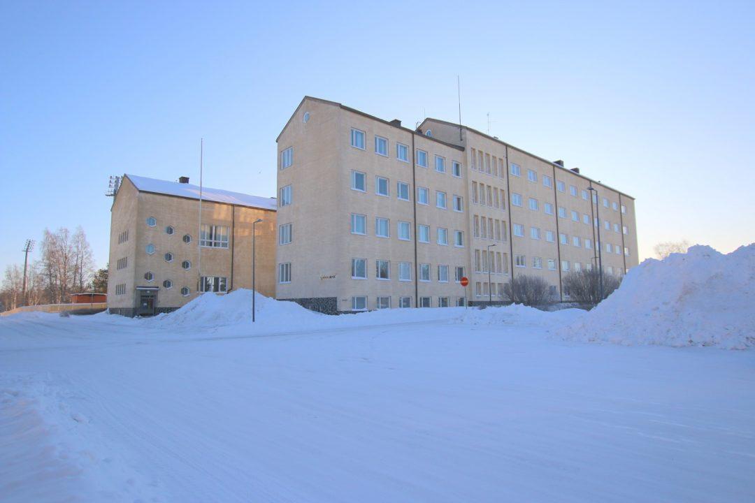 Koulurakennus 5307 m², Meripuistokatu 26, Kemi