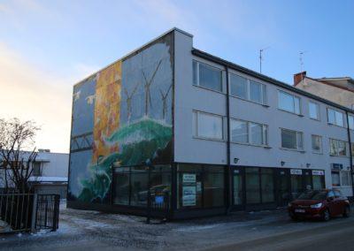 Kt, 2h+kk+kph, 43,5 m², Jääkärinkatu 10, Tornio