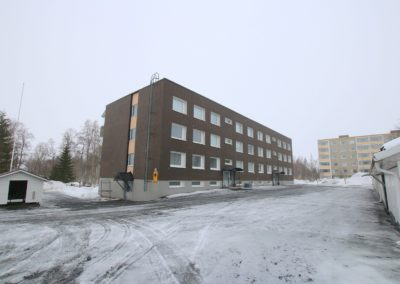 Kt 1h+kk 32,8 m², Kulleronkatu 2, Tornio