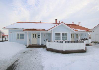 Okt, 4mh+k+oh+s+khh, 140 m2, Korttilankatu 22, Tornio