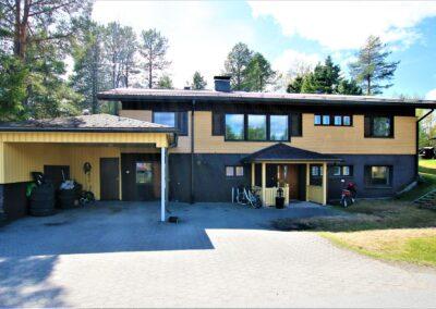 Okt, 6h+k+s+khh+ ak, 214 m², Palsipolku 9, Pirkkiö, Tornio