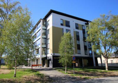 Kt, 2h+k+s+p, 53,5 m² Uusikatu 10, Suensaari, Tornio