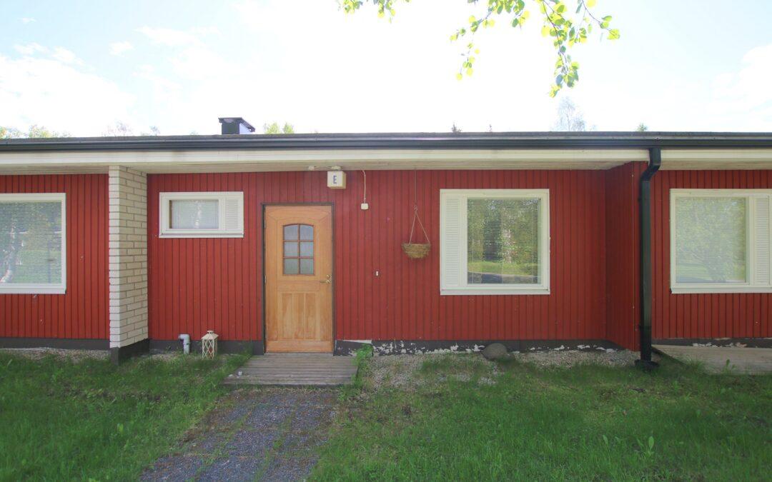 Rt, 2h+k+s 58,6 m², Petäjätie 5, Tornio