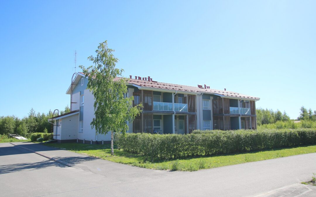 Luhtitalo, 3h+k+s 74 m², Holmantie 26, Tornio