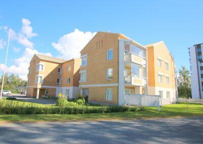 Kt, 2h+kk+s, 47 m2, Saarenpäänkatu 29, Tornio