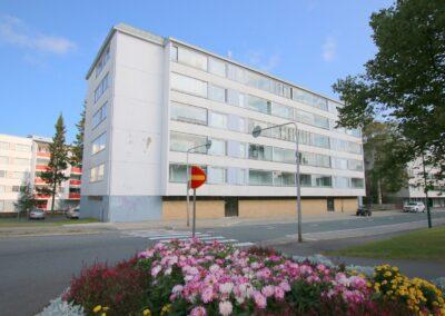Kt, 2h+k, 60 m2, Puutarhakatu 7, Tornio