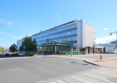 Kt, 3h+k+s, 69,5 m², Laivurinkatu 2-4, Tornio