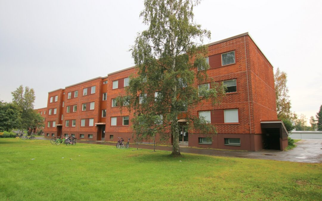 Kt 2h+k 57 m², Tapaninkatu 8, Kemi