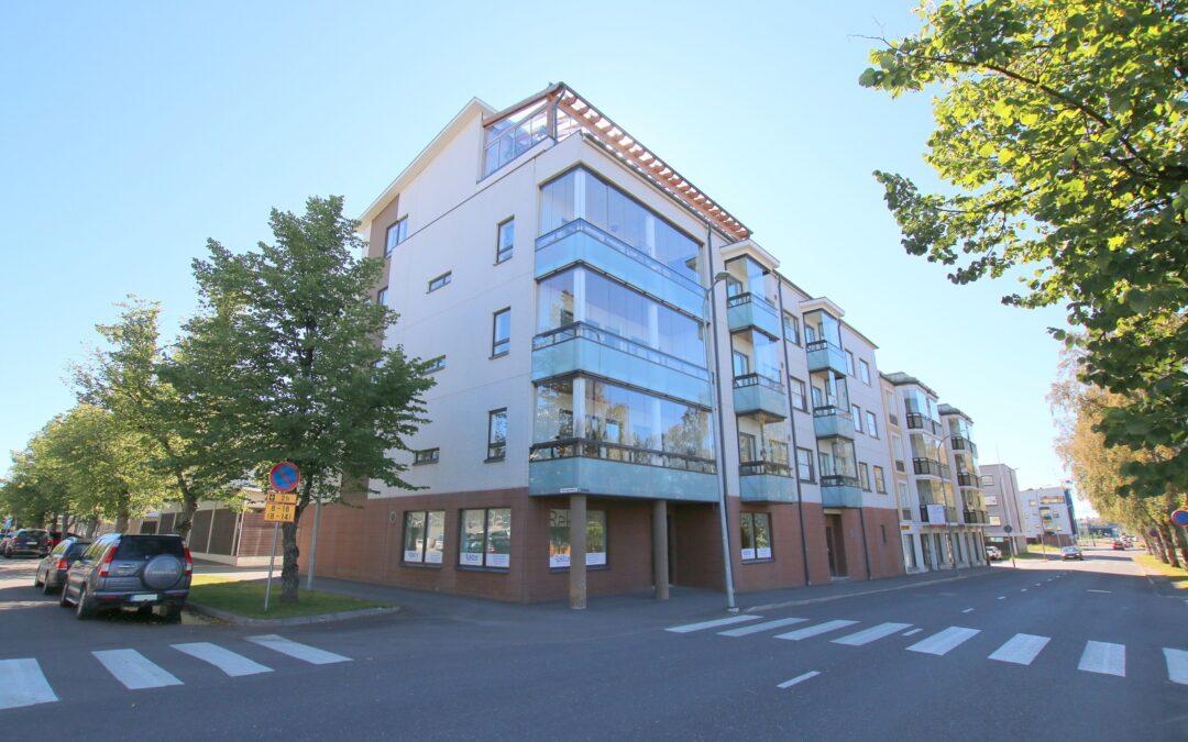 Kt 2h+k+s 50 m², Torikatu 11, Tornio