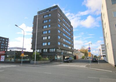 Liiketila, 5h+k, 129,5 m2, Jääkärinkatu 4, Tornio