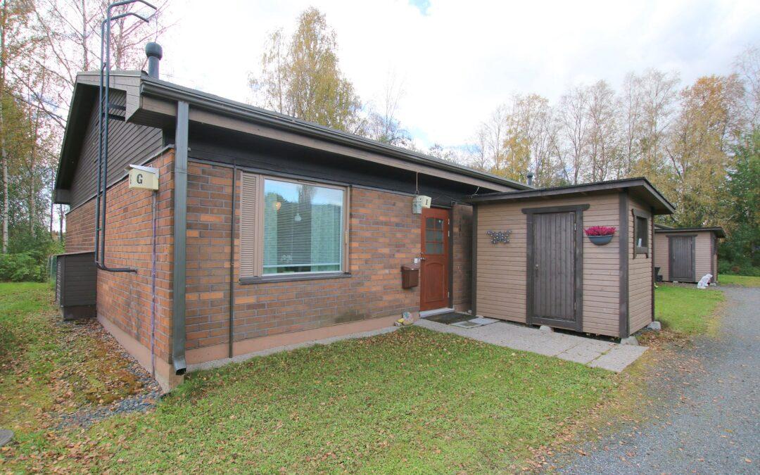 Rt, 4h+k+s 102 m², Untolantie 3, Tornio