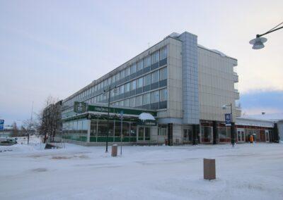 Kt, 2h+k, 60,5 m2, Hallituskatu 11, Tornio