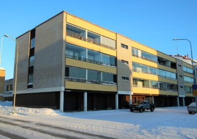 Kt, 3h+k+kph+vh+wc+p, 84 m², Keskikatu 17-19, Tornio