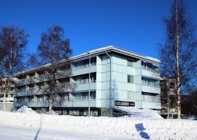 Kerrostalo, 2h+k+kph+parv, 51 m², Puutarhakatu 9, Suensaari, Tornio